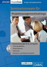 Seminarkonzepte für Projektmanagementtrainings, CD-ROM