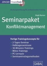 Seminarpaket Konfliktmanagement, CD-ROM