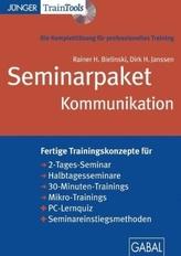 Seminarpaket Kommunikation, 1 CD-ROM
