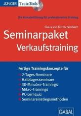 Seminarpaket Verkaufstraining, CD-ROM