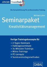 Seminarpaket Kreativitätsmanagement, CD-ROM