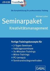Seminarpaket Kreativitätsmanagement, CD-ROM