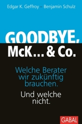 Goodbye, McK... & Co.