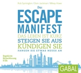 Das Escape-Manifest, 8 Audio-CDs