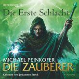 Die Zauberer, Die Erste Schlacht, 8 Audio-CDs