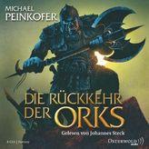 Die Rückkehr der Orks, 8 Audio-CDs
