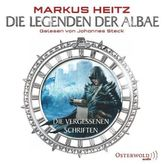 Die Legenden der Albae - Die vergessenen Schriften, 6 Audio-CDs