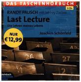 Last Lecture - Die Lehren meines Lebens, 5 Audio-CDs