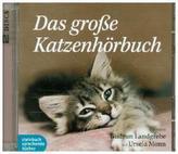 Das große Katzenhörbuch, 2 Audio-CDs