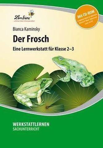Der Frosch, m. CD-ROM