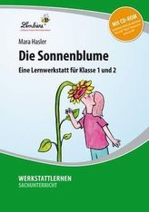 Die Sonnenblume, m. CD-ROM