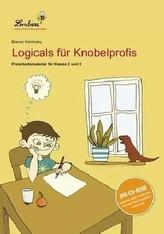 Logicals für Knobelprofis, Set mit CD-ROM