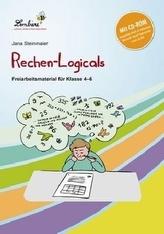 Rechen-Logicals, Set mit CD-ROM