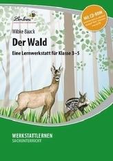 Der Wald, m. CD-ROM