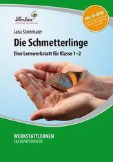 Die Schmetterlinge, m. CD-ROM