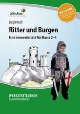 Ritter und Burgen, Set mit CD-ROM