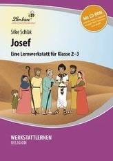 Josef, Set mit CD-ROM