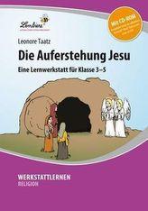 Die Auferstehung Jesu, m. CD-ROM