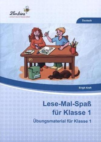 Lese-Mal-Spaß für Klasse 1