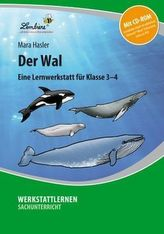 Der Wal, m. CD-ROM