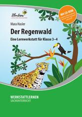 Der Regenwald, m. CD-ROM