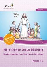 Mein kleines Jesus-Büchlein, m. CD-ROM