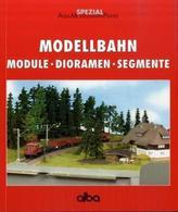 Modellbahn, Module, Dioramen, Segmente