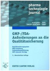 GMP-/FDA-Anforderungen an die Qualitätssicherung
