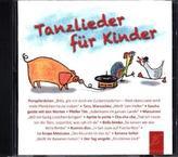 Tanzlieder für Kinder, 1 Audio-CD