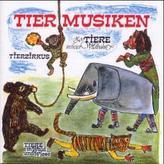 Tiermusiken, 1 Audio-CD