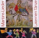 MartinsLieder, LaternenTänze, 1 Audio-CD