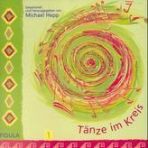 Tänze im Kreis, 1 Audio-CD. Tl.1