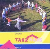Tanzhaus, 1 Audio-CD
