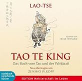 Lao-Tse - Tao Te King, Audio-CD