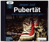 Pubertät - Wenn Erziehen nicht mehr geht, 1 MP3-CD