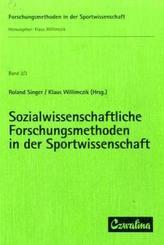 Sozialwissenschaftliche Forschungsmethoden in der Sportwissenschaft