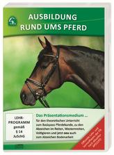 Ausbildung rund ums Pferd, 1 CD-ROM
