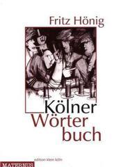 Kölner Wörterbuch