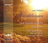 Erzählungen, Audio-CD