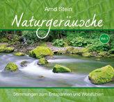 Naturgeräusche, 1 Audio-CD. Vol.1