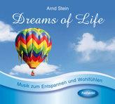 Dreams of Life, Audio-CD