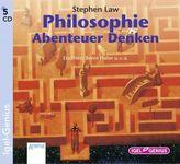 Philosophie, Abenteuer Denken, 5 Audio-CDs