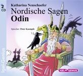Nordische Sagen, Odin, 2 Audio-CDs