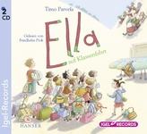 Ella auf Klassenfahrt, 2 Audio-CDs