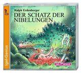 Der Schatz der Nibelungen, 2 Audio-CDs