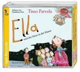 Ella und der Neue in der Klasse, 3 Audio-CDs