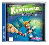 Ein Fall für Kwiatkowski, Das blaue Karussell, 1 Audio-CD