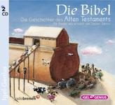 Die Bibel, Die Geschichten des Altes Testaments, 2 Audio-CDs