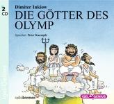 Die Götter des Olymp, 2 Audio-CDs