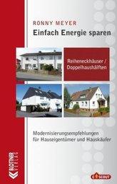 Einfach Energie sparen: Reiheneckhäuser / Doppelhaushälften